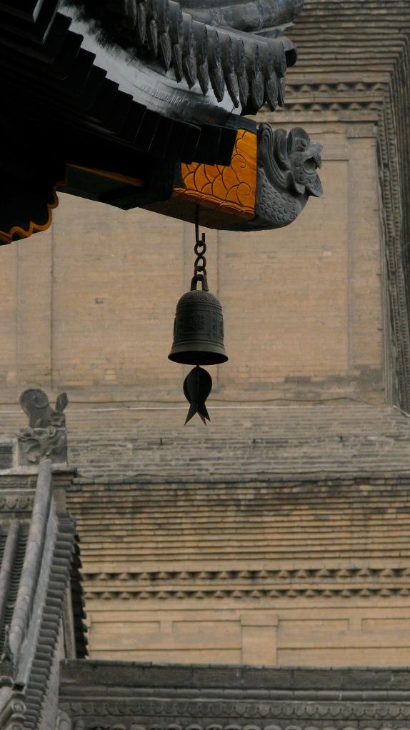 Big Wild Goose Pagoda, Xian, China