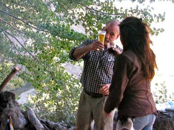 celebrate in Patagonia