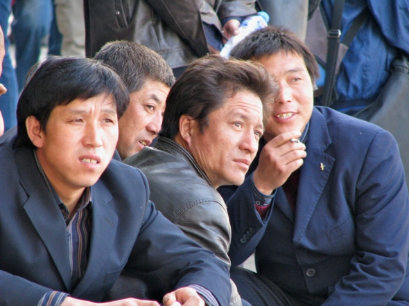 Men in Bejing