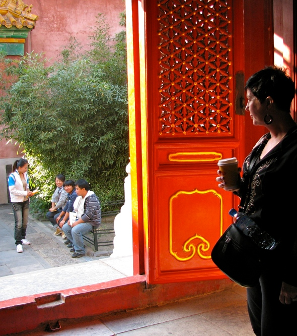Contemplations in China